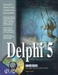 Bibli a de Delphi 5, La - Con Un CD-ROM