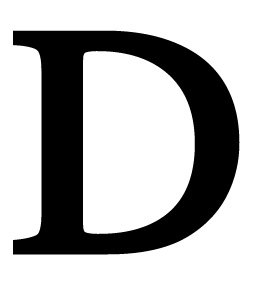 Amazon.: Village Wrought Iron LET D S Letter D Small by
