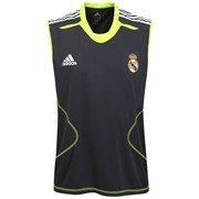 253cc9907 REAL MADRID Jersey SM 2010-11 P94549 (Blue)  Amazon.co.uk  Sports ...