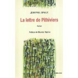 img - for La Lettre de Pithiviers book / textbook / text book