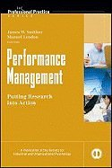 Performance Management (09) by Smither, James W [Hardcover (2009)] ebook