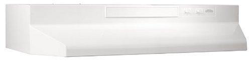 Broan/nautilus 30 Convertible Range Hood White on White