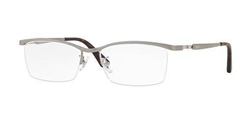 688ea2abb4e4 Ray-Ban Men's 0RX 8746D 1167 55 Optical Frames, Grey (Brushed ...