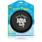 "Dura Doggie Fetch Toy and Portable Water Bowl for Dogs, 8"" Diameter"