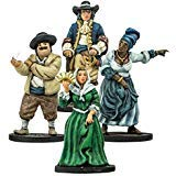 FireLockGames Blood & Plunder: Civilian Special Characters