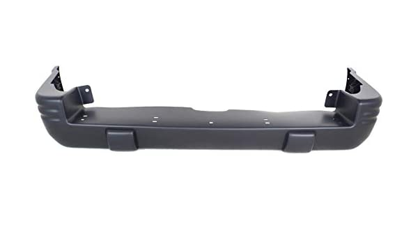 Rear Bumper Cover For 1996-1998 Jeep Grand Cherokee Limited Model Primed Plastic