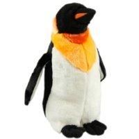 Pedro Animal Instincts Squeaking Penguin Dog Toy, Large