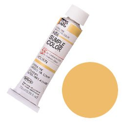 Naples Yellow Italian - Holbein Oil Paint 4 Number 10ml - Naples Yellow Italian