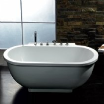 most comfortable freestanding tub. Quite unlike most freestanding tubs in the market  this Ariel Bath s model is a great combo of many features into one single tub Best Freestanding Tubs Reviews Oct 2017 Ultimate Guide