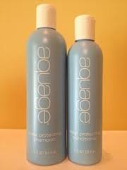 Aquage Color Protecting Shampoo 12 oz & Conditioner 8 oz DUO (Colour Protecting Conditioner)