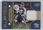 - Chris Garrity (Trading Card) 2011 Upper Deck Major League Lacrosse - MLL Materials - Premium Series #M-CG