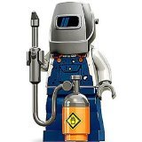 LEGO Minifigures Series 11 Welder Mini Figure