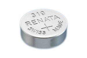 - #319 Renata Watch Batteries 2Pcs