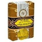 Bee & Flower - Chinese Sandalwood Soap 2.65oz - 12/case - Handmade Wholesale Natural Soap