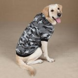 Casual Canine Cotton Camo Dog Hoodie, Large, Pink by PetEdge Dealer Services