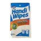 Clorox Handi Wipes Heavy Duty Reusable Cloths, 3 PK (Pack of 12)
