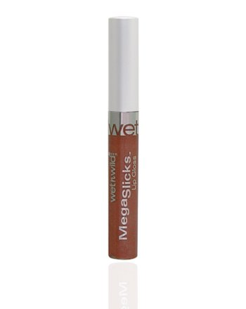 Wet 'N' Wild MegaSlicks Lip Gloss, Delectable #562A (Pack of 6)