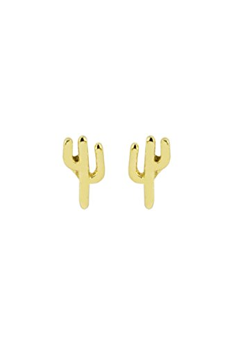 Cactus Stud earrings - Style Kendall Jenner Blog And Kylie
