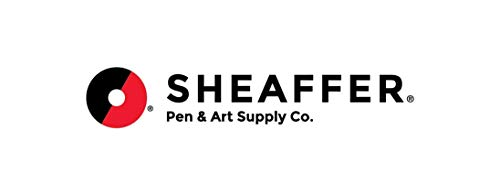 Sheaffer Intensity Engraved Translucent Blue Rollerball Pen with Chrome Cap and Trim by Sheaffer (Image #6)