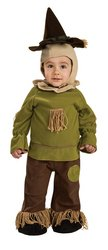 The W (Scarecrow Toddler Costumes)