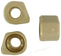 Dr. Pulley 16x13 Sliding Roller Weights 7 Gram