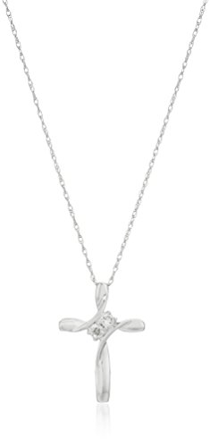 Diamond 2 Stone Pendant Necklace Clarity