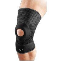 NIKE open-patella knee sleeve - Large