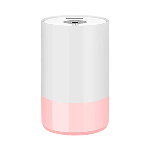Cool Mist Humidifier Multifunctional Home Mute Cute Mini Ultrasonic Auto Shut Off for Bedroom Baby Room Office Aromatherapy Air Hydrating Spray