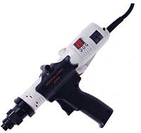 Ingersoll Rand Pistol Grip Electric Screwdriver, 15-40 in lbs, 400 rpm, Trigger