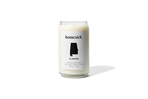 Homesick Scented Candle, Alabama
