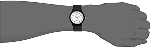 Casio Quartz Resin Casual Watch, Color:Black (Model: MQ24-7B) by Casio (Image #2)