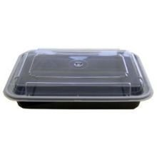 Pactiv Newspring 28-oz. Versatainer Rectangular Food Containers, 150 Containers (PACNC868B)