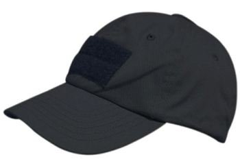 Condor Tactical Cap (Black, One Size Fits All)
