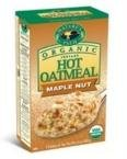 Maple Nut Hot Oatmeal 14 Ounces (Case of 6)