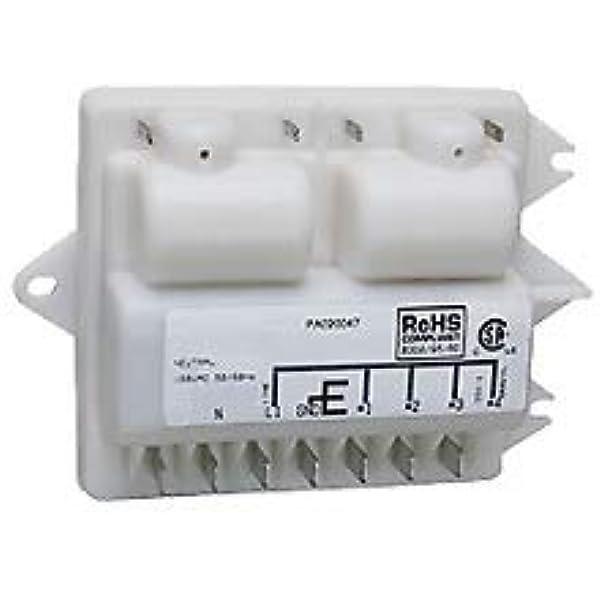 Poly Pool PP0470.1X Interruptor unipolar 1A Negro