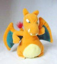 Nintendo Beanie Figure - Charizard Pokemon Plush 5