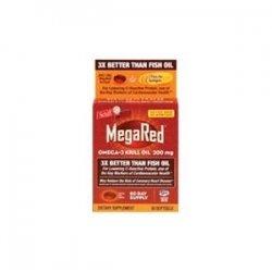 Schiff Mega Red Omega-3 Huile de Krill 60 gélules