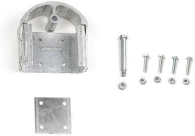 Werner 87-1 - Shoe Bracket Replacement Kit - Fits WERNER Fiberglass Extension Ladder