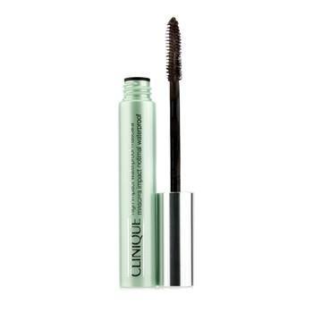 90578a497db Amazon.com : Clinique High Impact Waterproof Mascara, 02 Black/Brown, 0.28  Ounce : Beauty