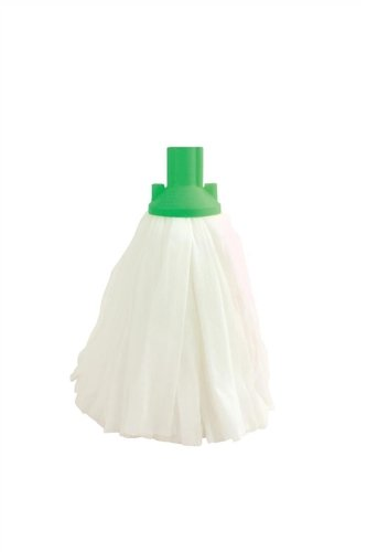 Mop Head Disposable (Bentley 103642 - Socket (120g) Disposable Mop Head (Green))