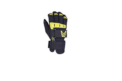 Ho Men's World Cup Waterski Gloves Black (Xs)