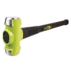 Wilton 21230 12 Pound Head, 30-Inch Unbreakable Hammer Handle