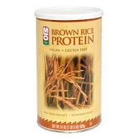 M L O Protein Pwdr Brwn Rice Plain by MLO