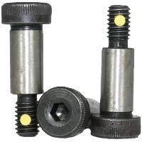 5//8 Inch-1//2-13X2-1//2 Inch Socket Shoulder Screws Coarse Alloy Compatible Nylon-Pellet Thermal Black Oxide 30//Bulk Pkg.