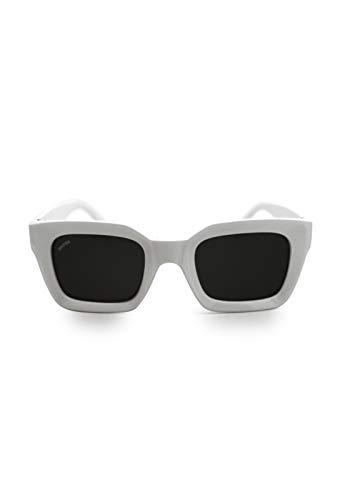 Óculos de Sol Grungetteria Beehive Branco