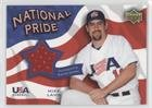 Mike Lamb (Baseball Card) 2004 Upper Deck - National Pride - Series 2 Jerseys [Memorabilia] ()