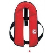 Waveline 165N Adult Automatic Lifejacket in Red