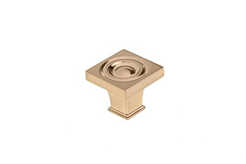 Richelieu Hardware - BP88223030CHBRZ - Transitional Metal Knob - 8822 - Champagne Bronze  Finish