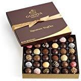 Godiva Chocolatier Signature Chocolate Truffles Gift Box by GODIVA Chocolatier