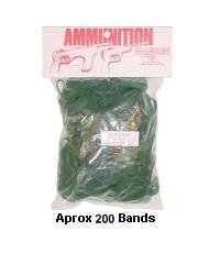 mmo - Pistol Ammo-Green (size 30, 4-oz. bag) (Shooters Ammo)